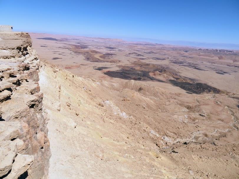 ネゲブ砂漠 /イスラエル南部