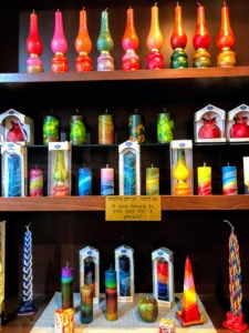 Safed Candles Gallery