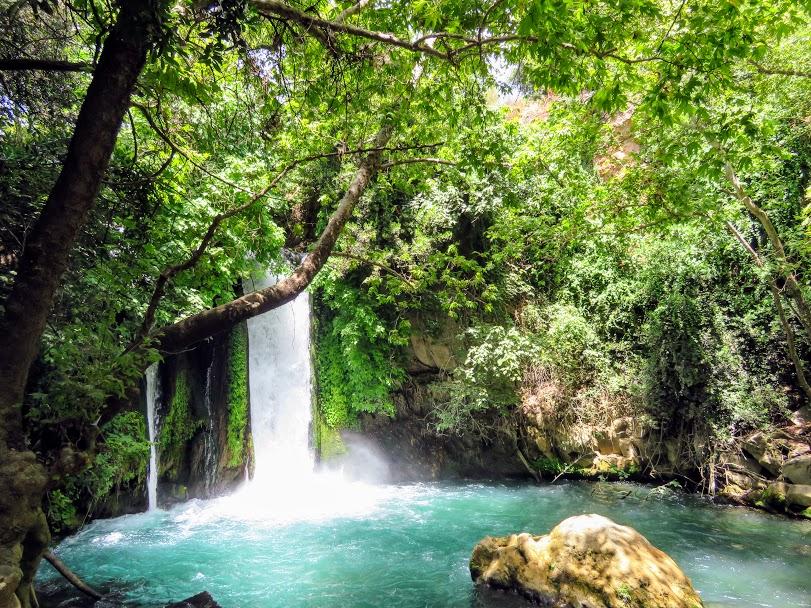 バニアスの滝 / Banias