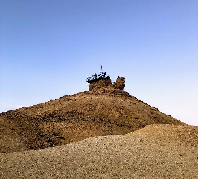 らくだ岩展望台 / Camel Mount