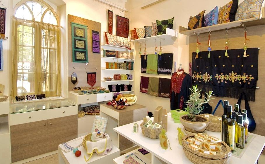 Sunbula House of Palestinian Crafts