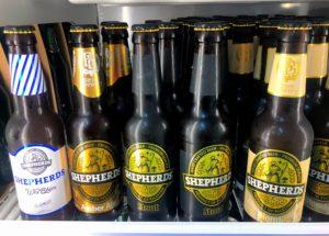 シェパードビール・タイベビール