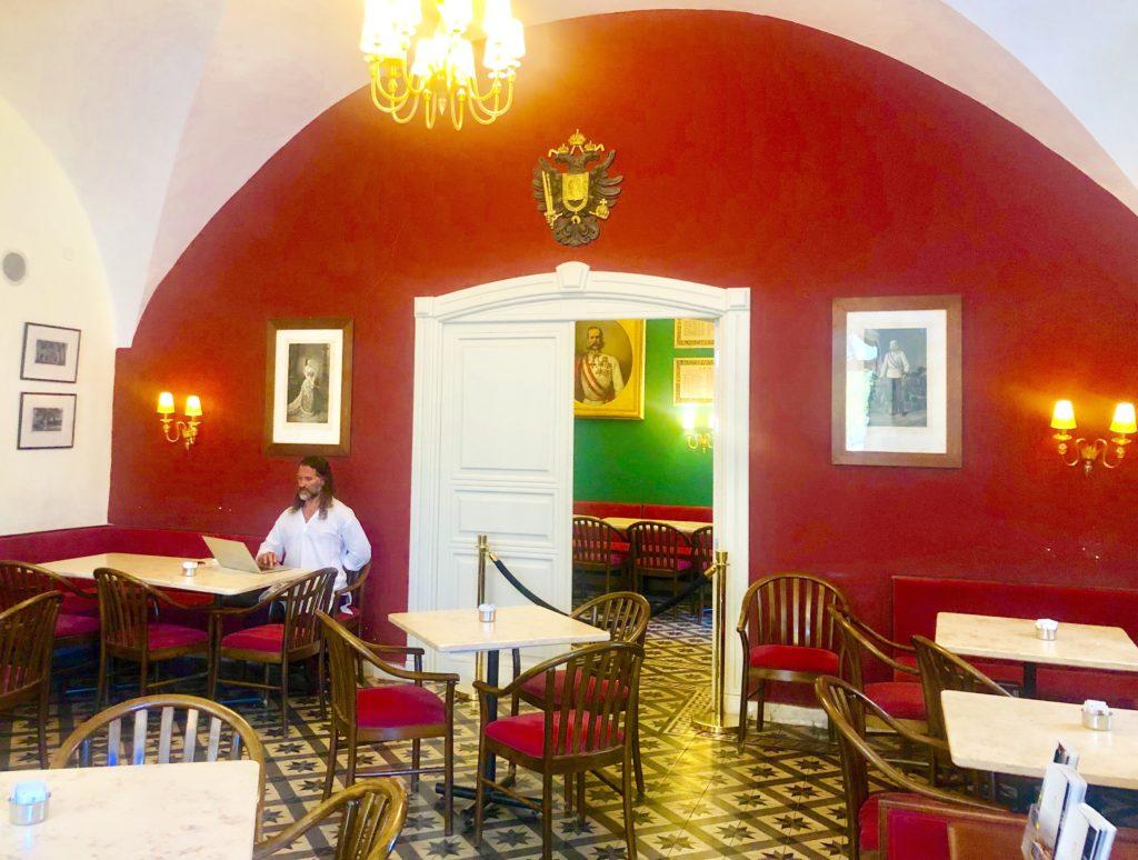 Viennese Coffee-Shop