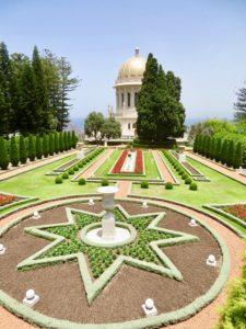 バーブ廟・バハイー庭園