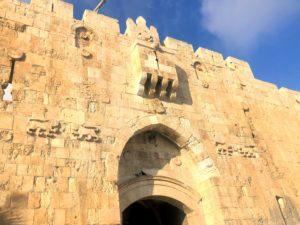 エルサレム旧市街 8つの門エッセイ(ライオン門・黄金門)