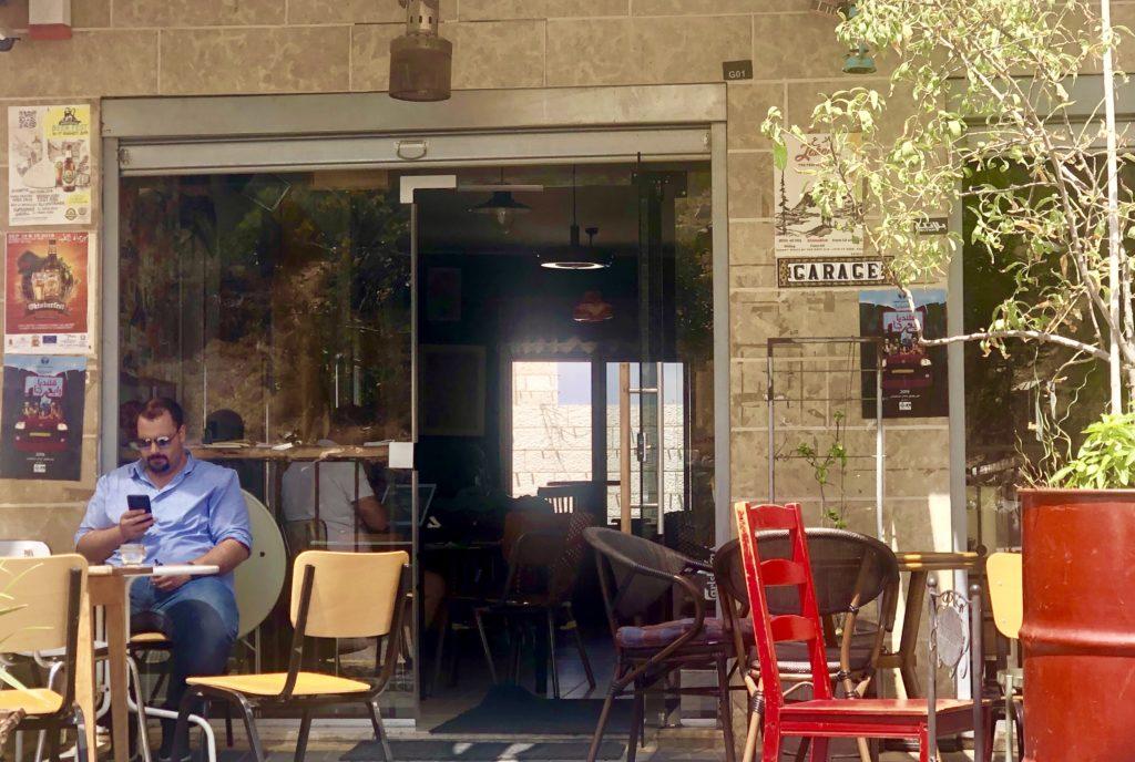 Garage Coffee Shop & Bar