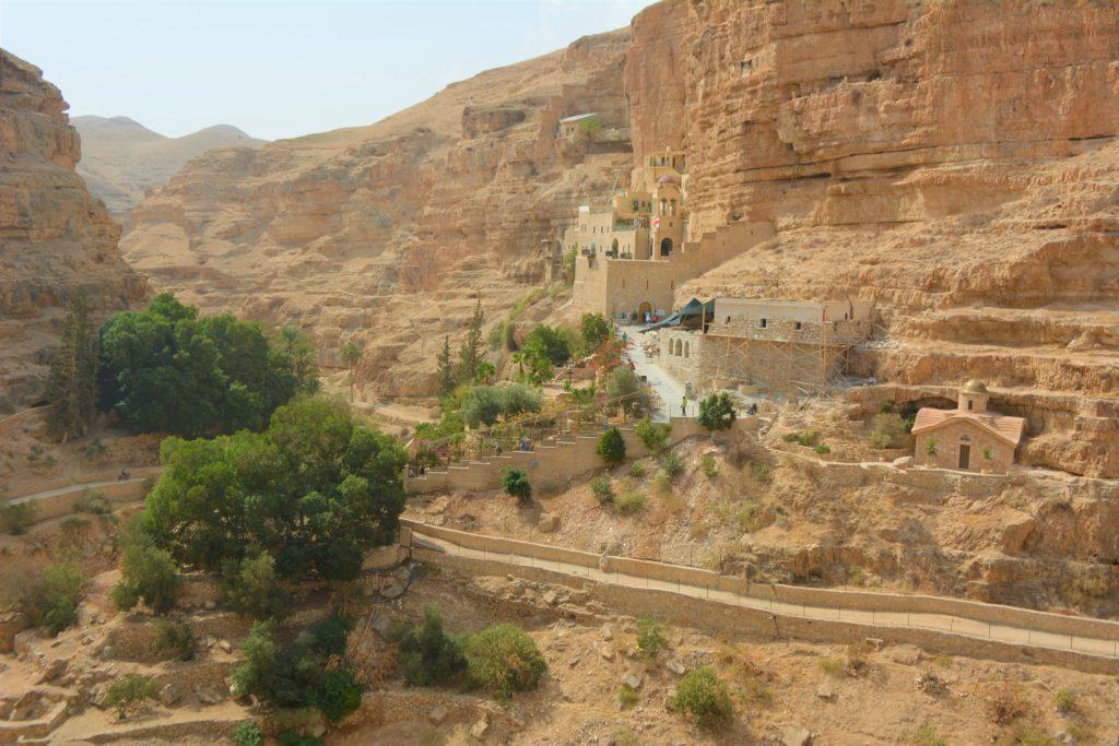 ワディ・ケルト / Wadi Qelt