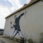 【保存版】パレスチナ自治区 Banksy/バンクシーアートの場所・地図
